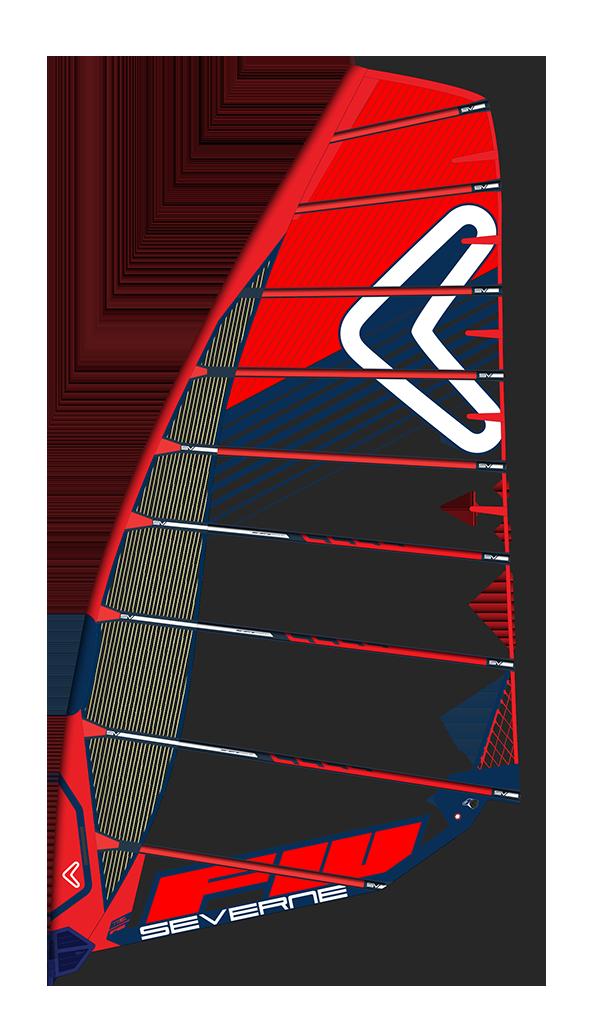 Severne Gator 2019 - crossover sail