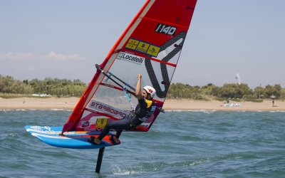 PWA COSTA BRAVA – MATTEO IACHINO TAKES 3RD AND LEADS WORLD RANKING