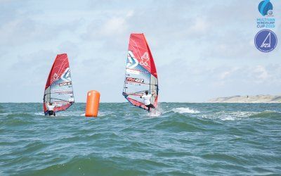 TEAM SEVERNE CLAIM 2ND, 4TH & 5TH AT IFCA SLALOM WORLDS ON SYLT
