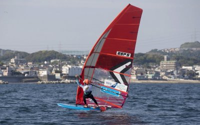 PWA WORLD CUP JAPAN. MARINA ALABAU TAKES 2ND