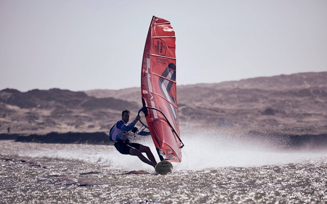 Mach3 Luderitz Speed Special sails break records in Luderitz in nuking winds