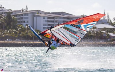 Matteo Iachino is PWA Vice World Champion after a nerve-wracking final event of the year