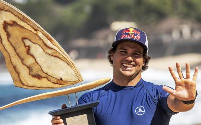 Philip Köster Takes Fifth World Title, Iballa Moreno takes second