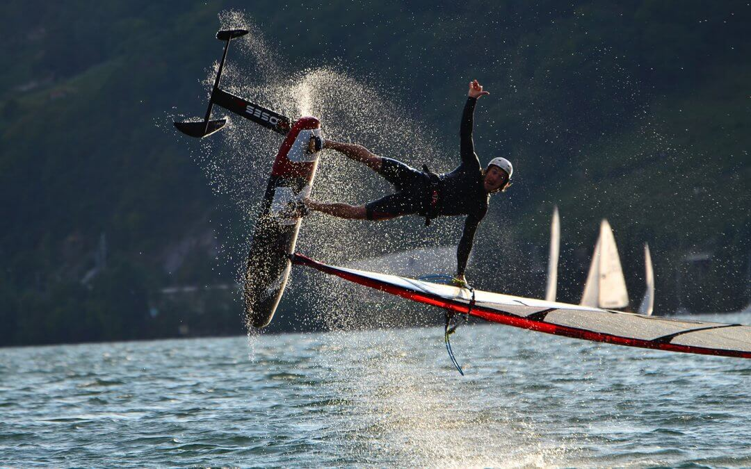 Balz Müller and the world of foiling