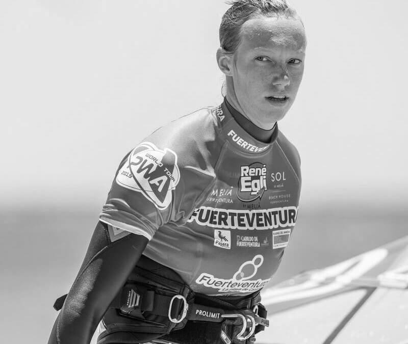 Student Windsurf Balance with Maaike Huvermann