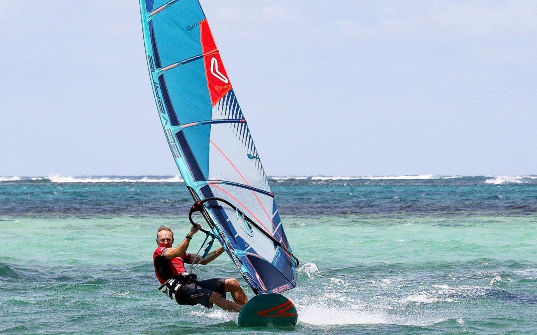 Dyno board setup with Simon Bornhoft part 5 – Harness Lines & Boom Height