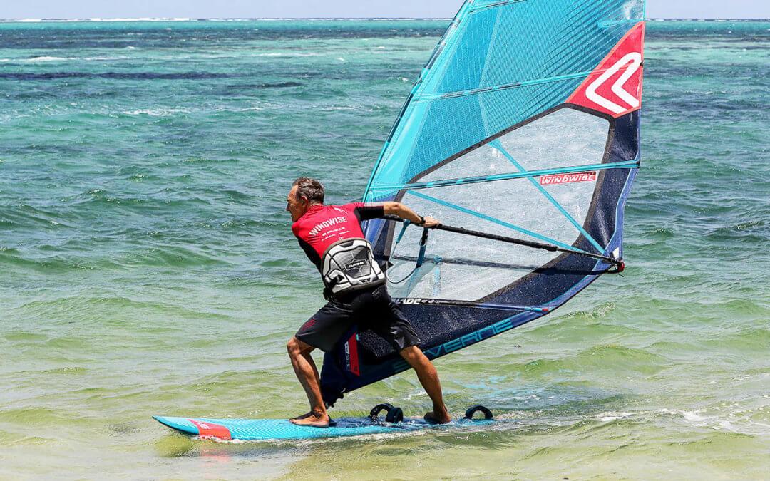 Dyno board setup with Simon Bornhoft part 7 – Windwise Warrior Tack