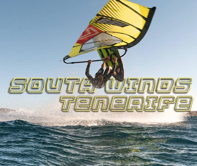 South Winds Tenerife – Freestyle action clip with Dieter Van der Eyken