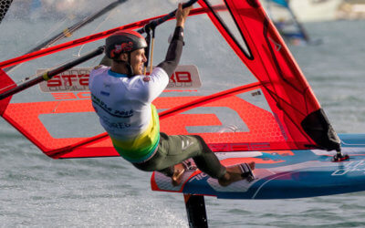 Sebastian Kördel takes 2nd at Azores Formula Foil Europeans