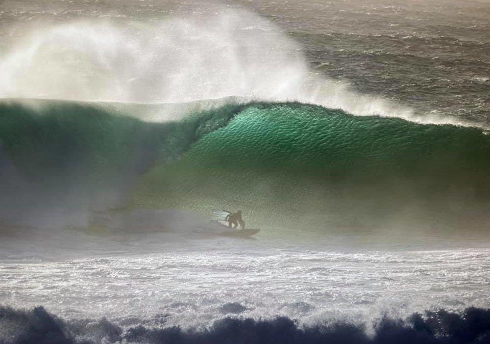 Scott McKercher wins the 2021 Margaret River wave classic