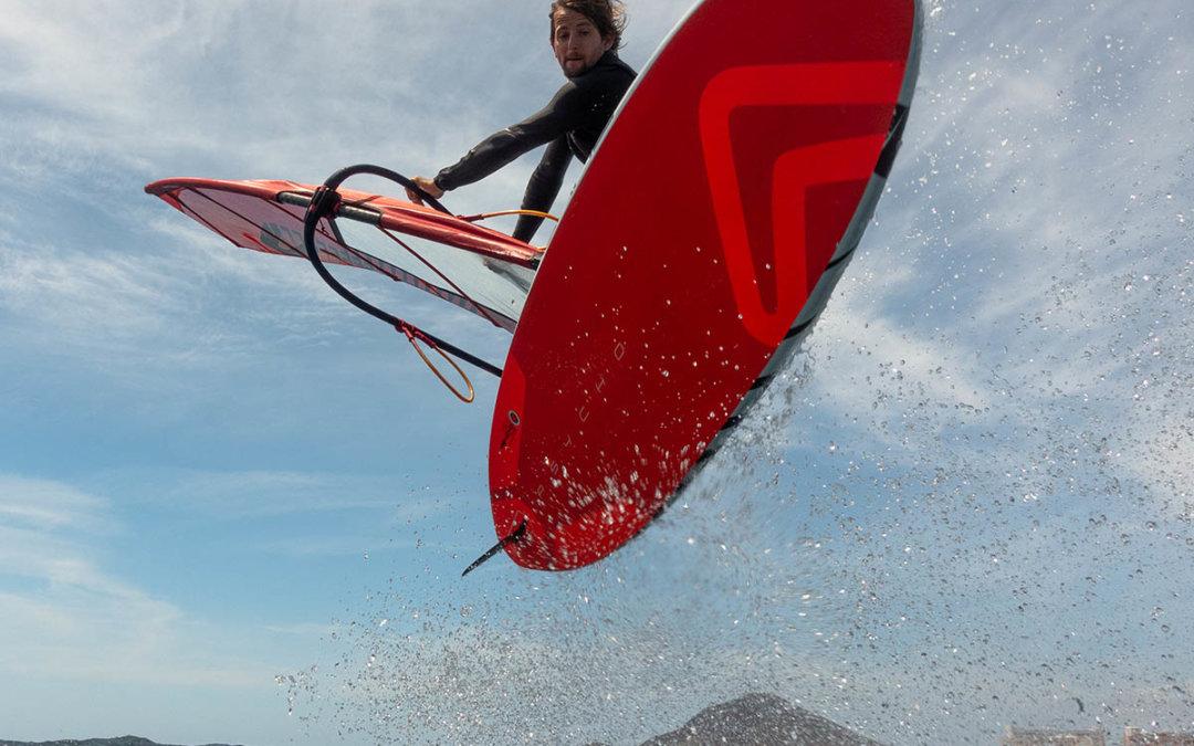 [Video] Dieter Van der Eyken recaps his winter training on Tenerife