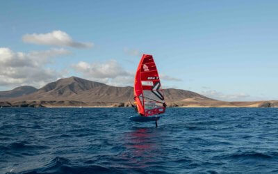 Lanzarote Foil Challenge – The full video story