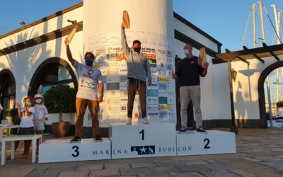 First ever ultra race around the island of Lanzarote is won by Mateus Isaac followed by Sebastian Kördel and Ramon Pastor