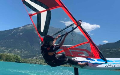 Over 260 competitors registered for inaugural iQFOiL Junior & Youth world championships on Lake Garda, Italy