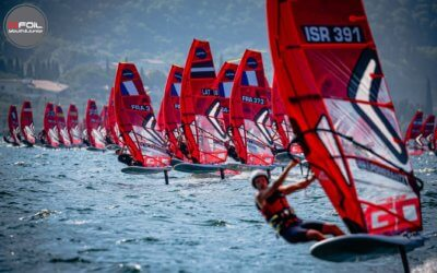 iQFOiL Youth and Junior – a pathway to high level foil racing for the youngest of racers