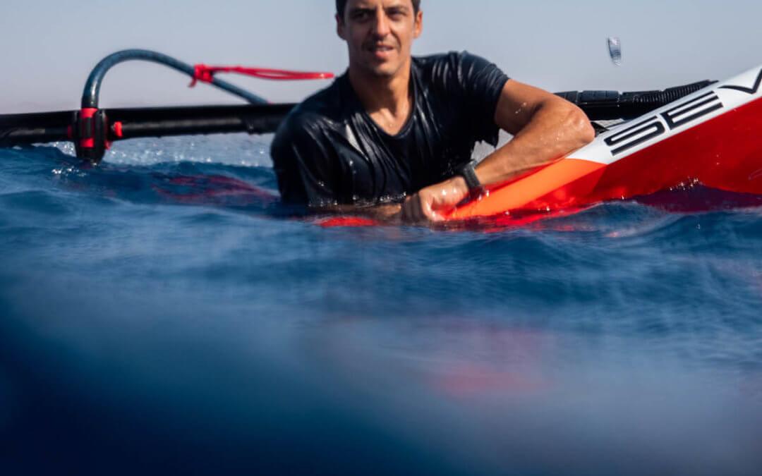 Adam Gavriel – Eilat is a Freestyle Paradise